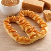 Toffee on the brain at Mr Pretzels Offer