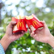 Get a High Fryve with McDonald's Offer