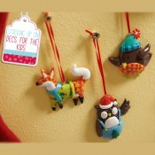 Christmas decorations at Wilko Offer