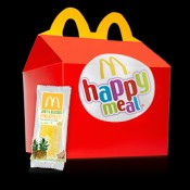 Free fruit Fridays at McDonald's Offer