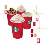 Comfort & Joy at Starbucks Offer