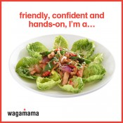 Summer dishes at Wagamama Offer