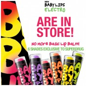 It's lip balm time at Superdrug Offer
