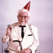 KFC - here for you this festive season Offer