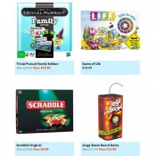 Family board games at Smyths Toys Offer