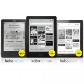 Kobo e-books from £59.99 at WH Smith Offer