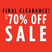 The River Island Sale Continues Offer